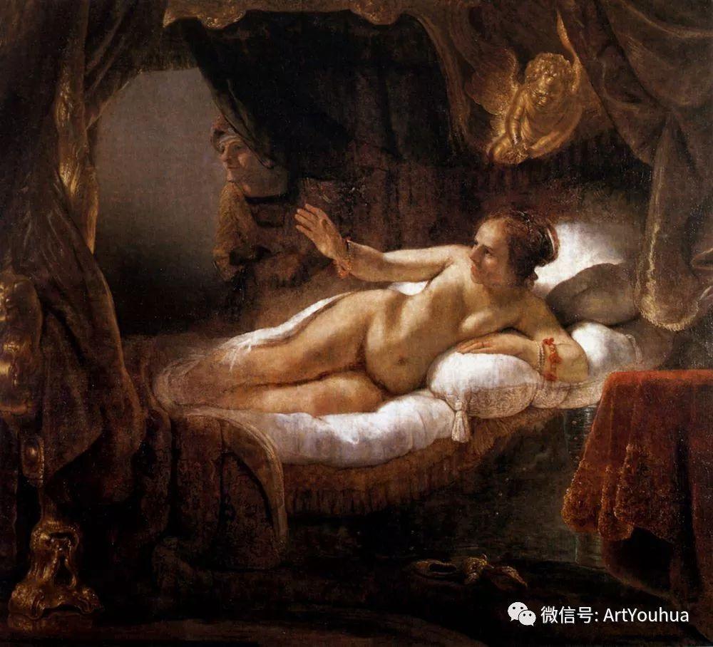 No.24 伦勃朗 | 17世纪欧洲最伟大的画家之一插图8
