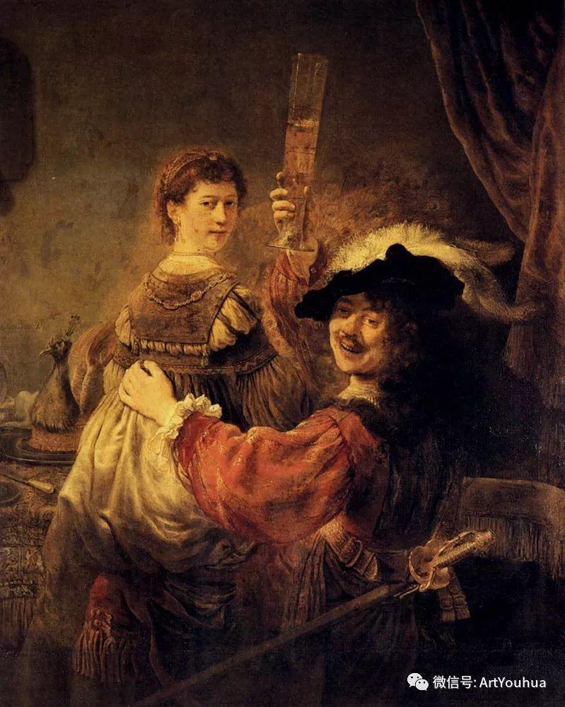 No.24 伦勃朗 | 17世纪欧洲最伟大的画家之一插图9
