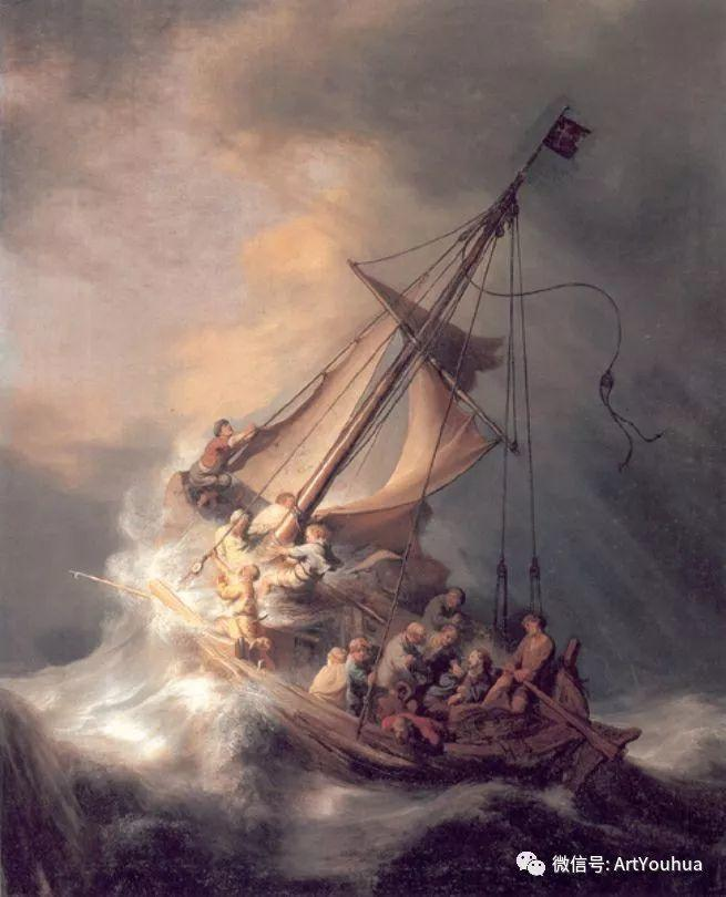No.24 伦勃朗 | 17世纪欧洲最伟大的画家之一插图10