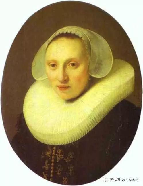 No.24 伦勃朗 | 17世纪欧洲最伟大的画家之一插图11