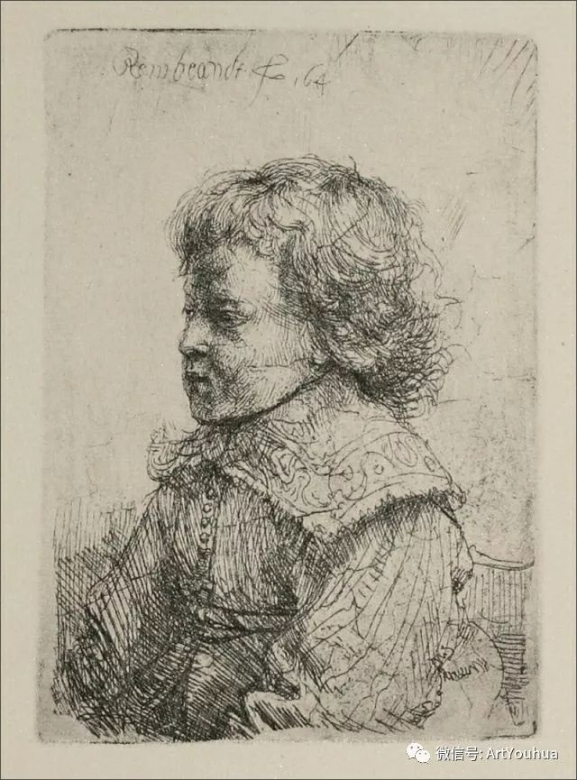 No.24 伦勃朗 | 17世纪欧洲最伟大的画家之一插图12