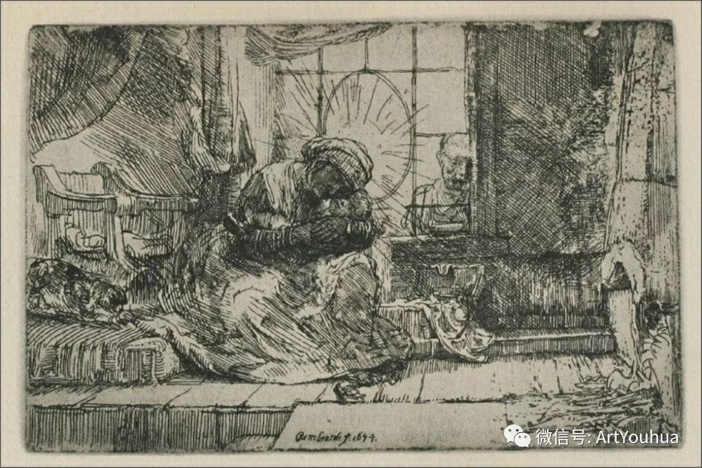 No.24 伦勃朗 | 17世纪欧洲最伟大的画家之一插图13