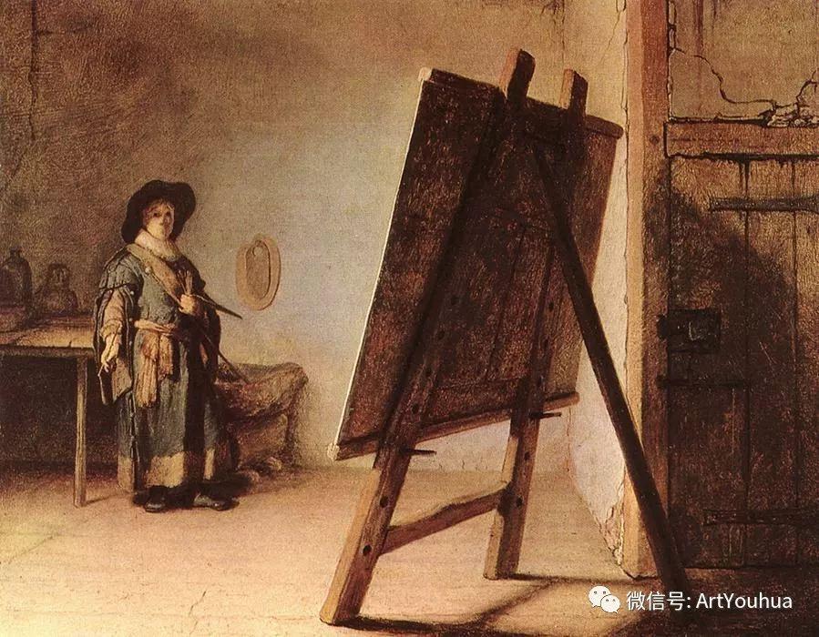 No.24 伦勃朗 | 17世纪欧洲最伟大的画家之一插图15