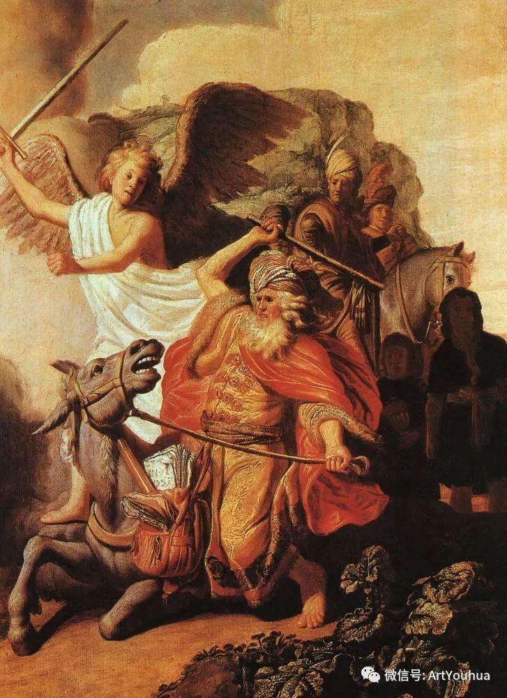 No.24 伦勃朗 | 17世纪欧洲最伟大的画家之一插图16