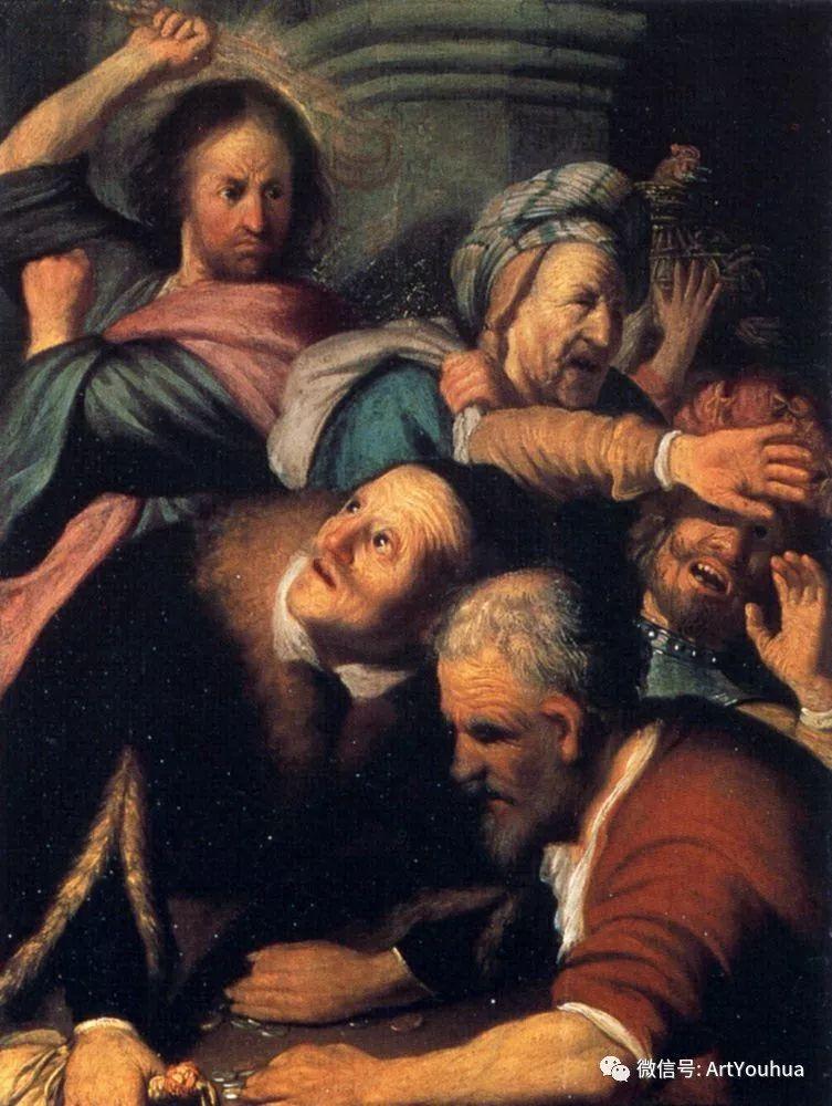 No.24 伦勃朗 | 17世纪欧洲最伟大的画家之一插图17