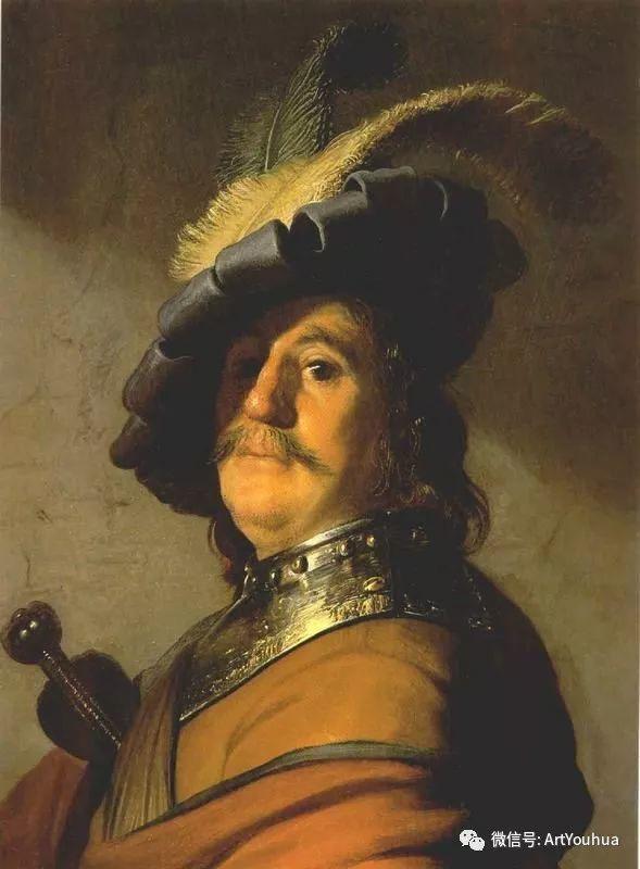 No.24 伦勃朗 | 17世纪欧洲最伟大的画家之一插图21