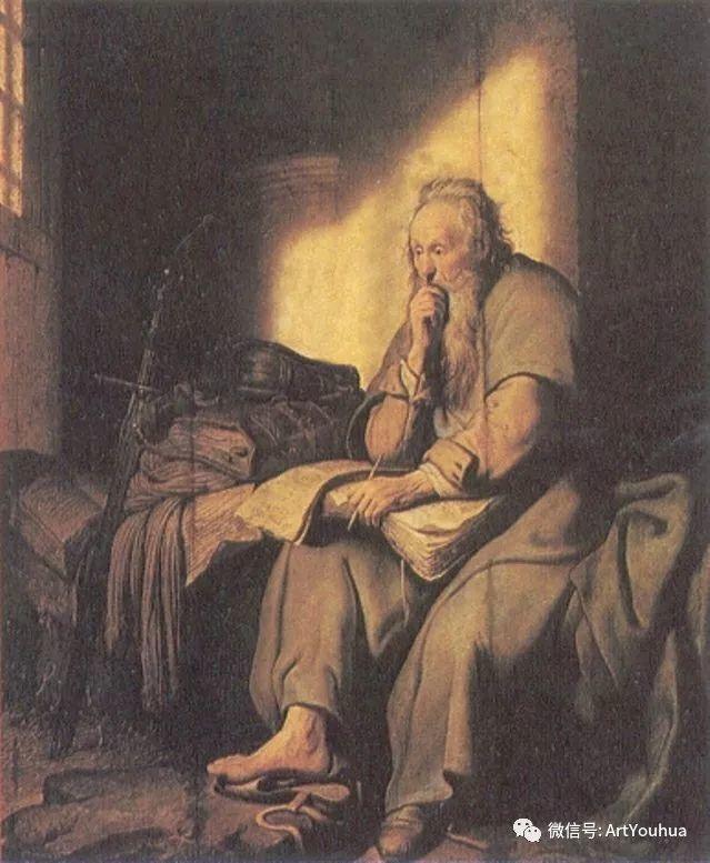 No.24 伦勃朗 | 17世纪欧洲最伟大的画家之一插图23