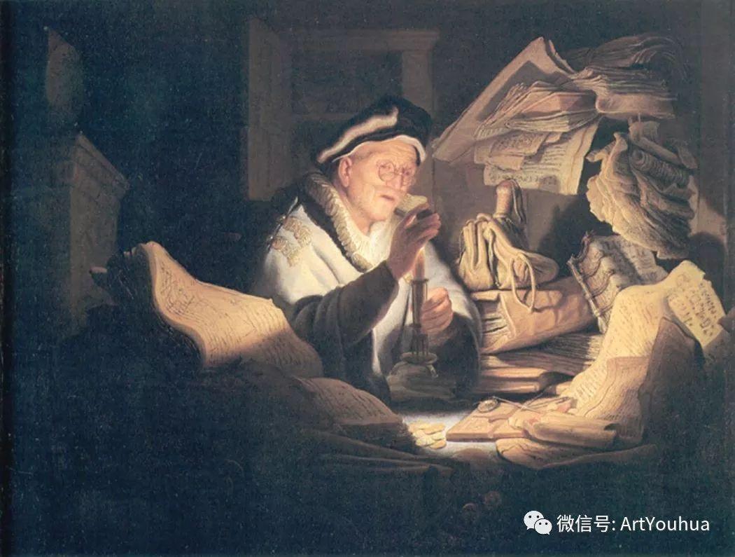 No.24 伦勃朗 | 17世纪欧洲最伟大的画家之一插图25