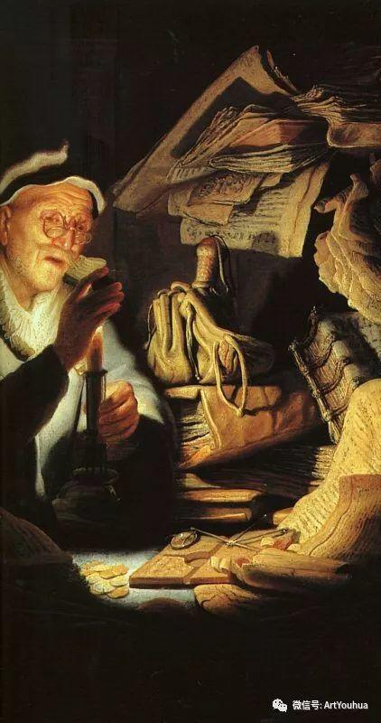 No.24 伦勃朗 | 17世纪欧洲最伟大的画家之一插图26