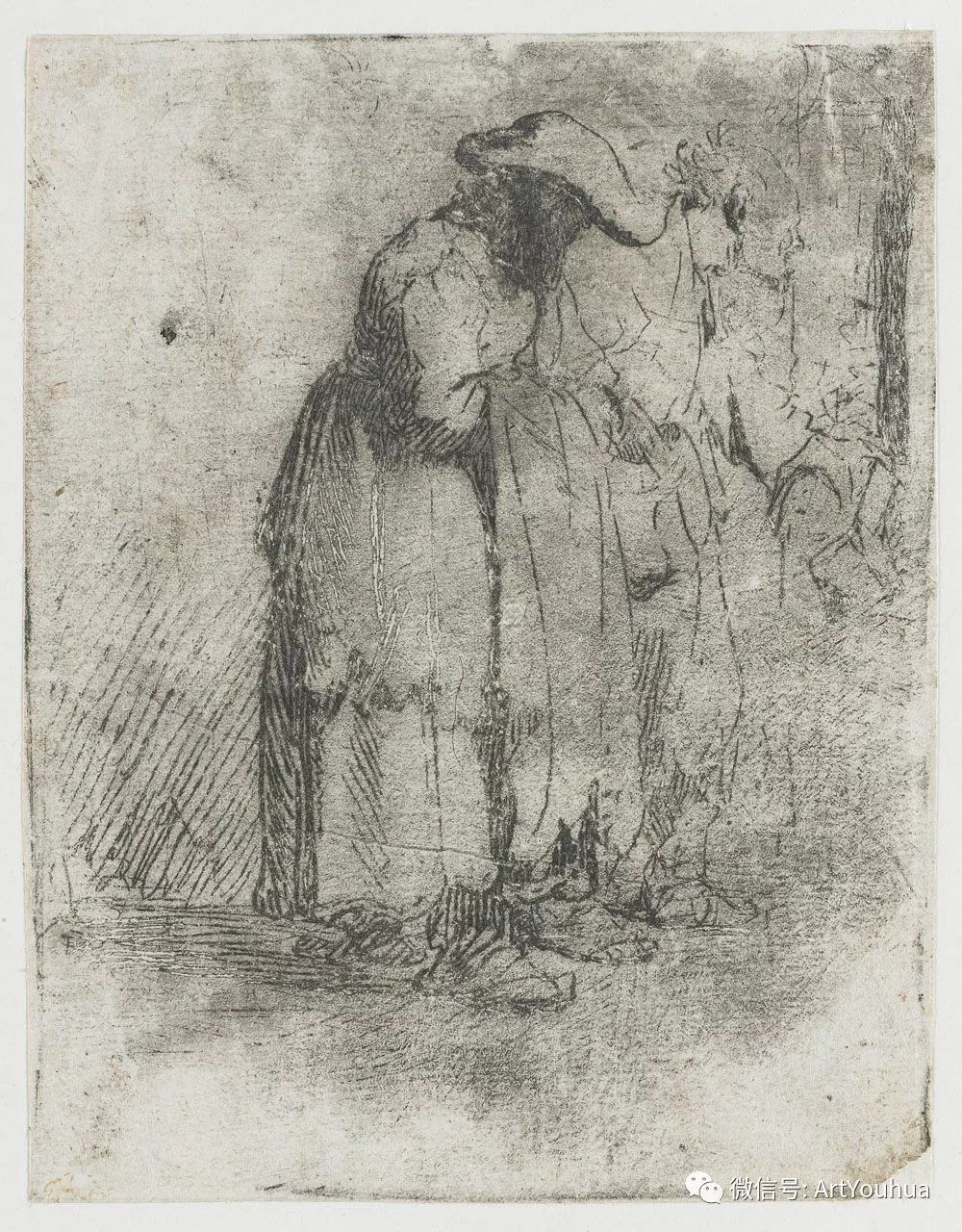 No.24 伦勃朗 | 17世纪欧洲最伟大的画家之一插图27