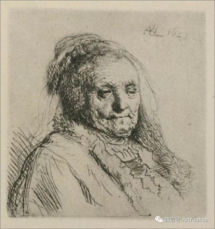 No.24 伦勃朗 | 17世纪欧洲最伟大的画家之一插图28