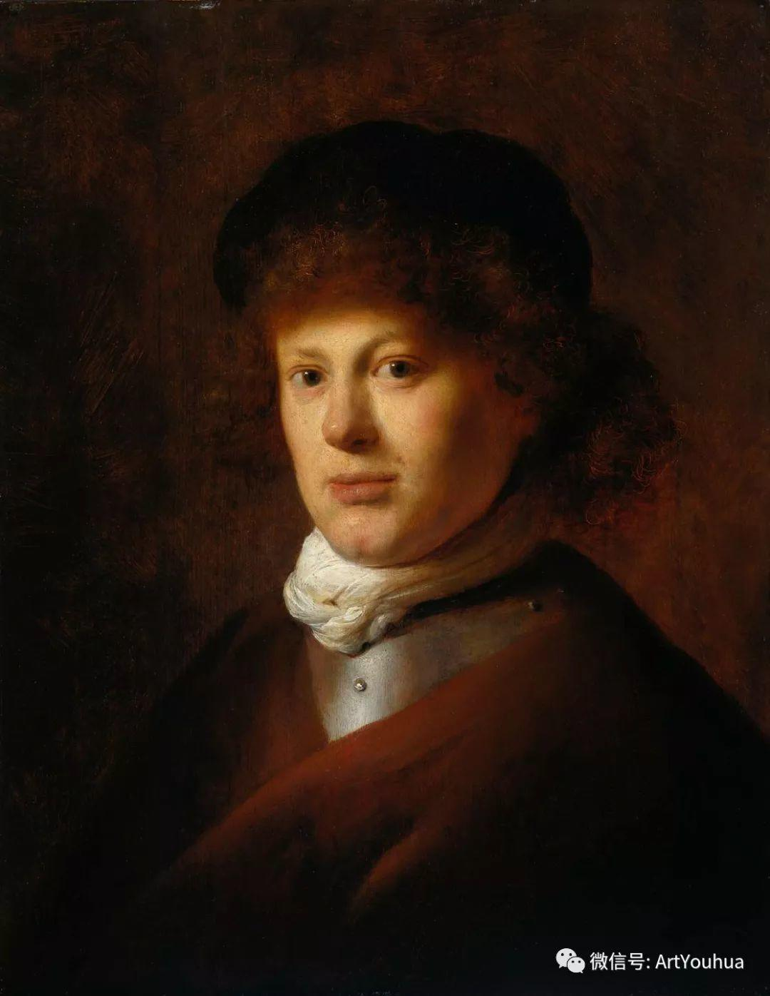 No.24 伦勃朗 | 17世纪欧洲最伟大的画家之一插图30