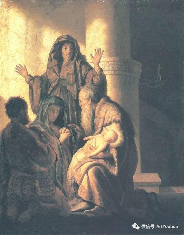 No.24 伦勃朗 | 17世纪欧洲最伟大的画家之一插图31