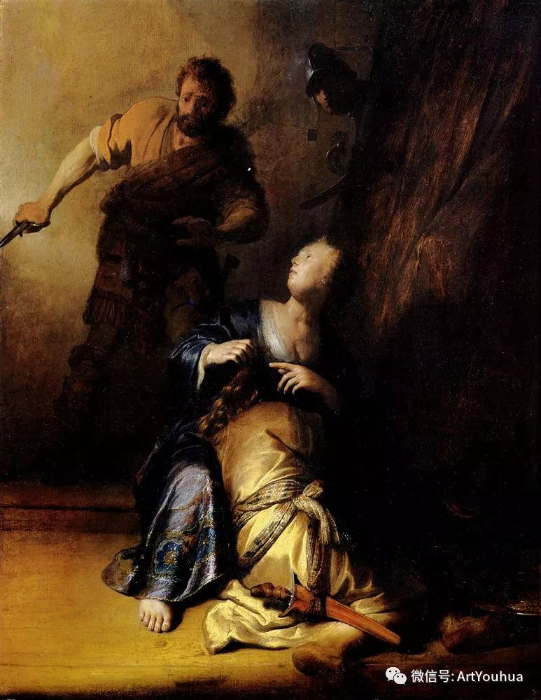 No.24 伦勃朗 | 17世纪欧洲最伟大的画家之一插图32