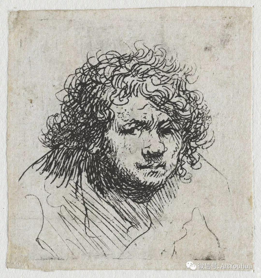 No.24 伦勃朗 | 17世纪欧洲最伟大的画家之一插图34