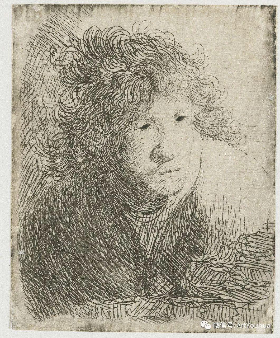 No.24 伦勃朗 | 17世纪欧洲最伟大的画家之一插图35