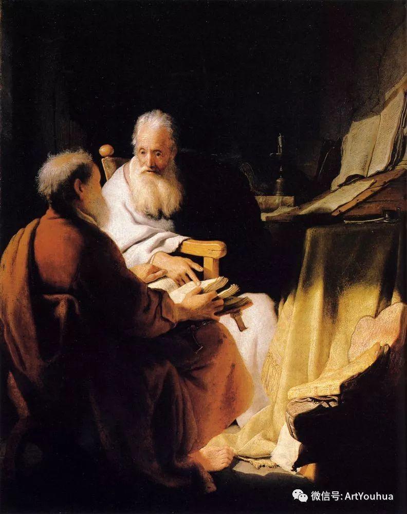 No.24 伦勃朗 | 17世纪欧洲最伟大的画家之一插图36