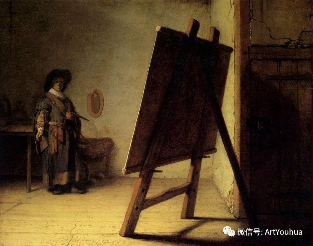 No.24 伦勃朗 | 17世纪欧洲最伟大的画家之一插图37