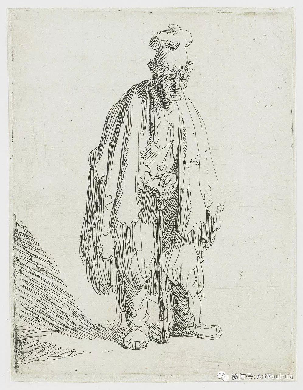 No.24 伦勃朗 | 17世纪欧洲最伟大的画家之一插图38
