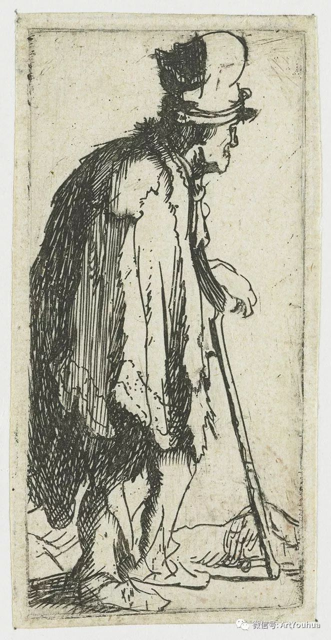 No.24 伦勃朗 | 17世纪欧洲最伟大的画家之一插图39