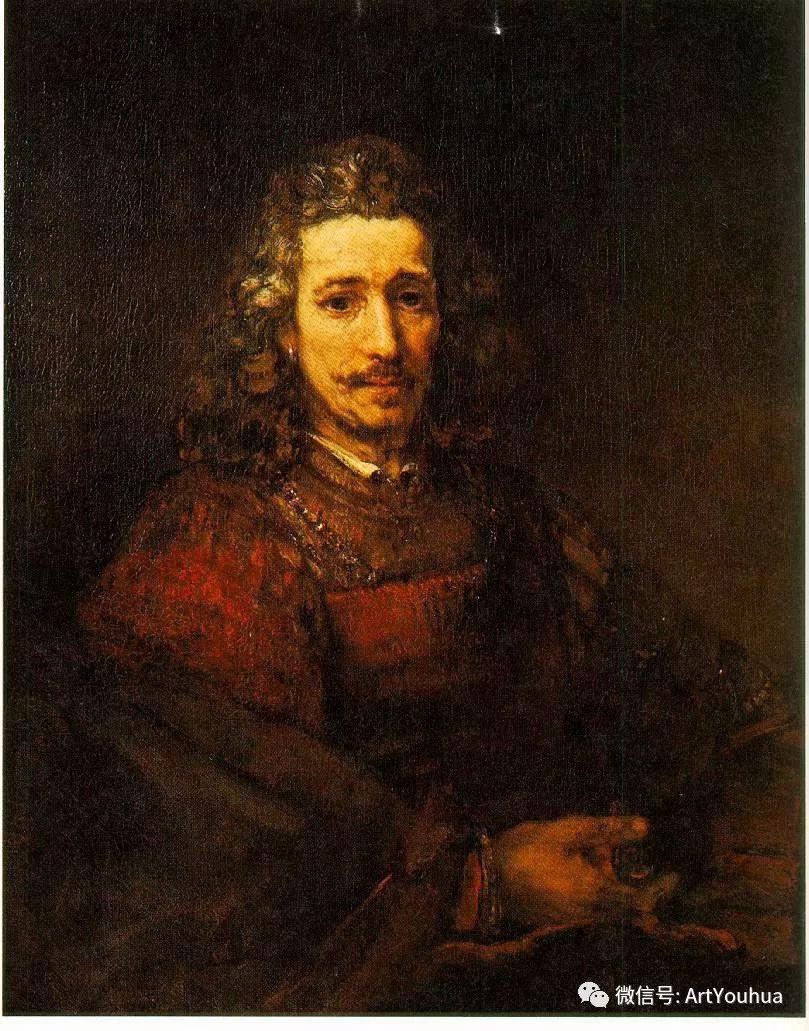 No.24 伦勃朗 | 17世纪欧洲最伟大的画家之一插图41