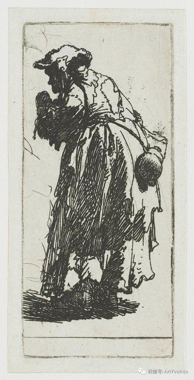 No.24 伦勃朗 | 17世纪欧洲最伟大的画家之一插图42