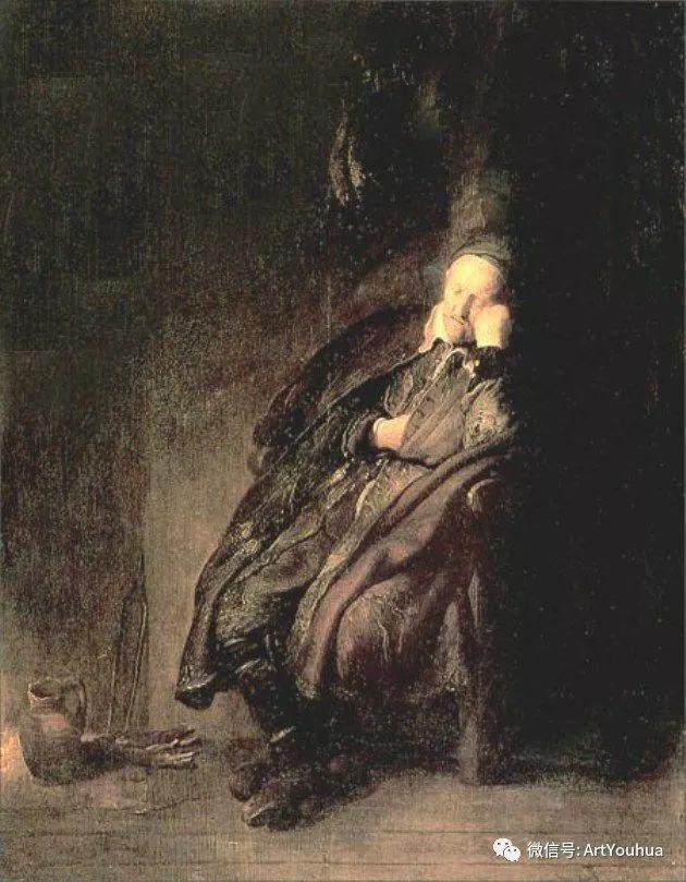 No.24 伦勃朗 | 17世纪欧洲最伟大的画家之一插图43