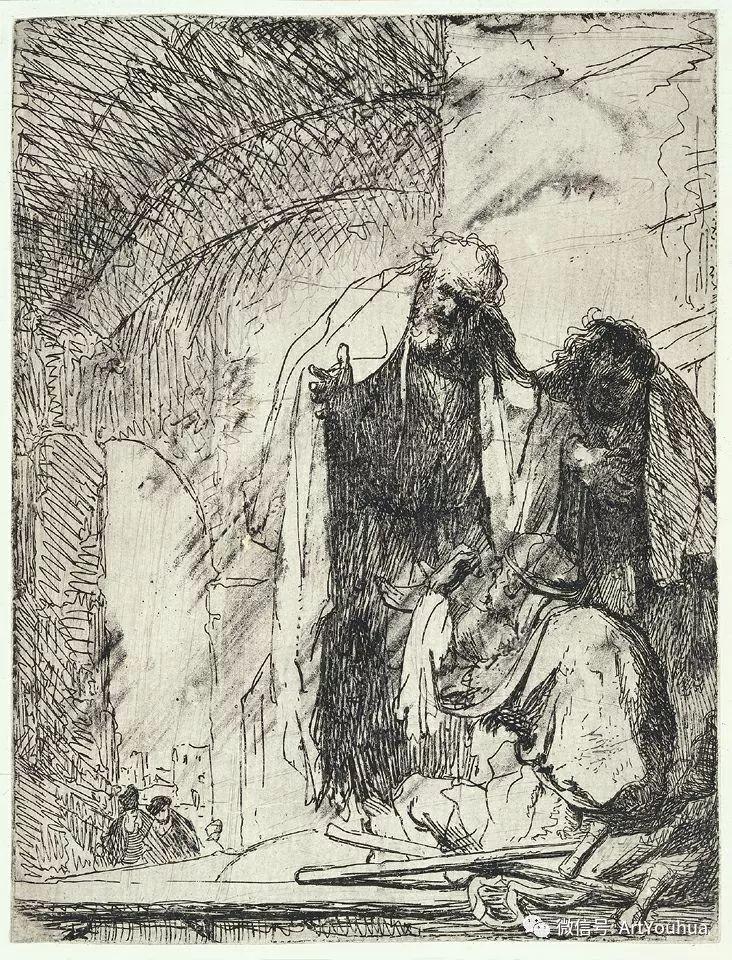 No.24 伦勃朗 | 17世纪欧洲最伟大的画家之一插图44