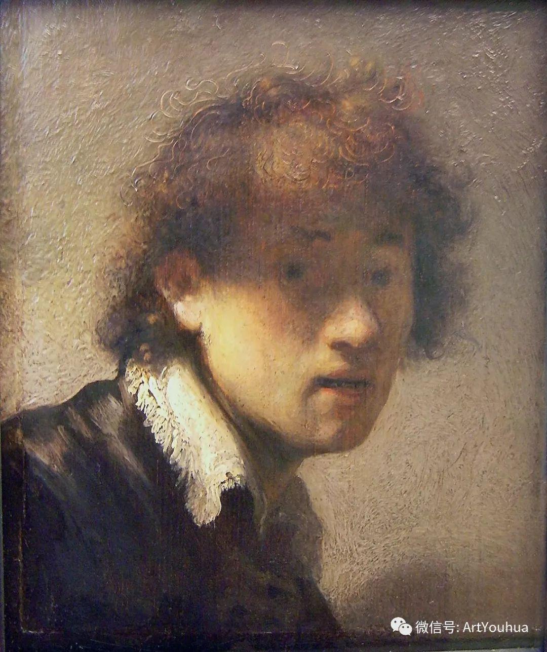 No.24 伦勃朗 | 17世纪欧洲最伟大的画家之一插图48