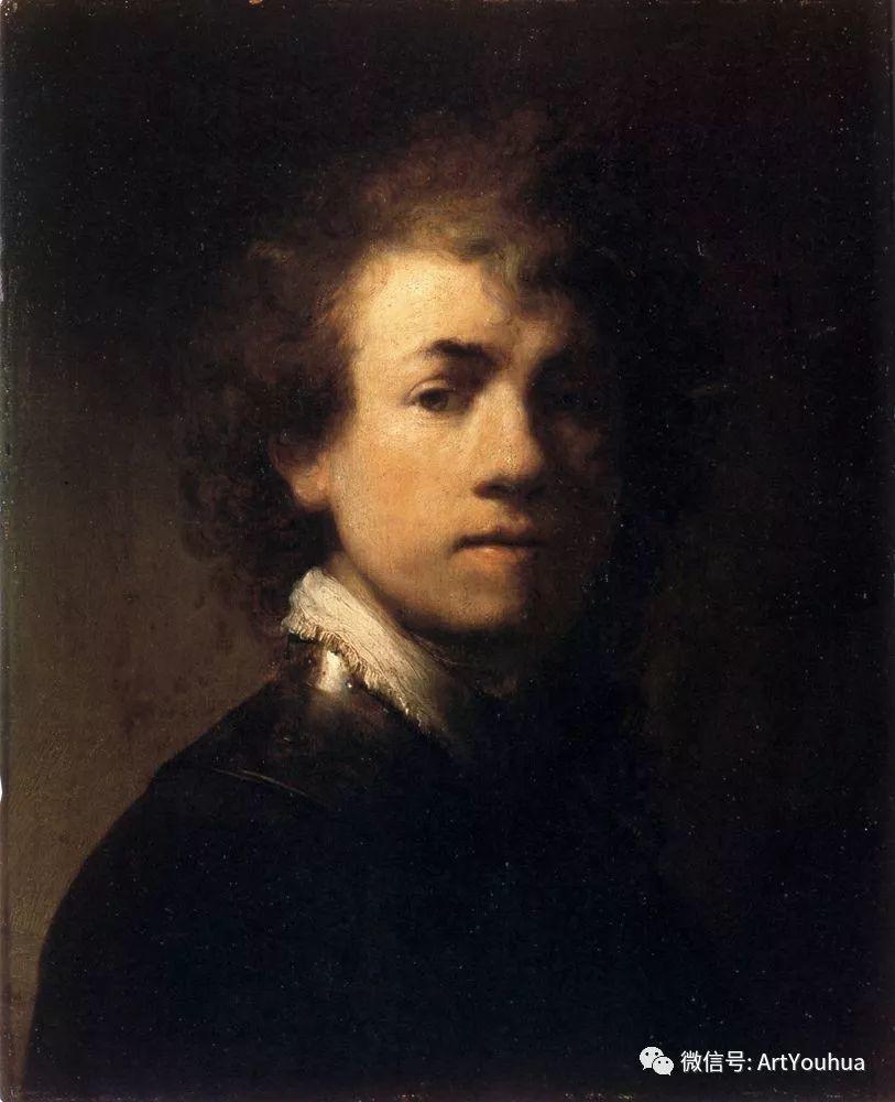 No.24 伦勃朗 | 17世纪欧洲最伟大的画家之一插图49