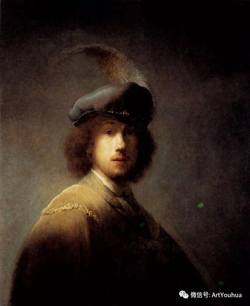 No.24 伦勃朗 | 17世纪欧洲最伟大的画家之一插图50