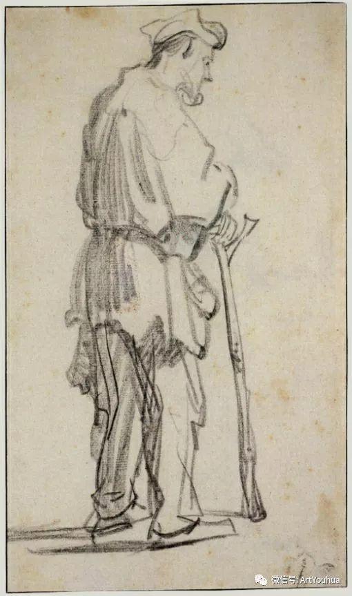 No.24 伦勃朗 | 17世纪欧洲最伟大的画家之一插图51