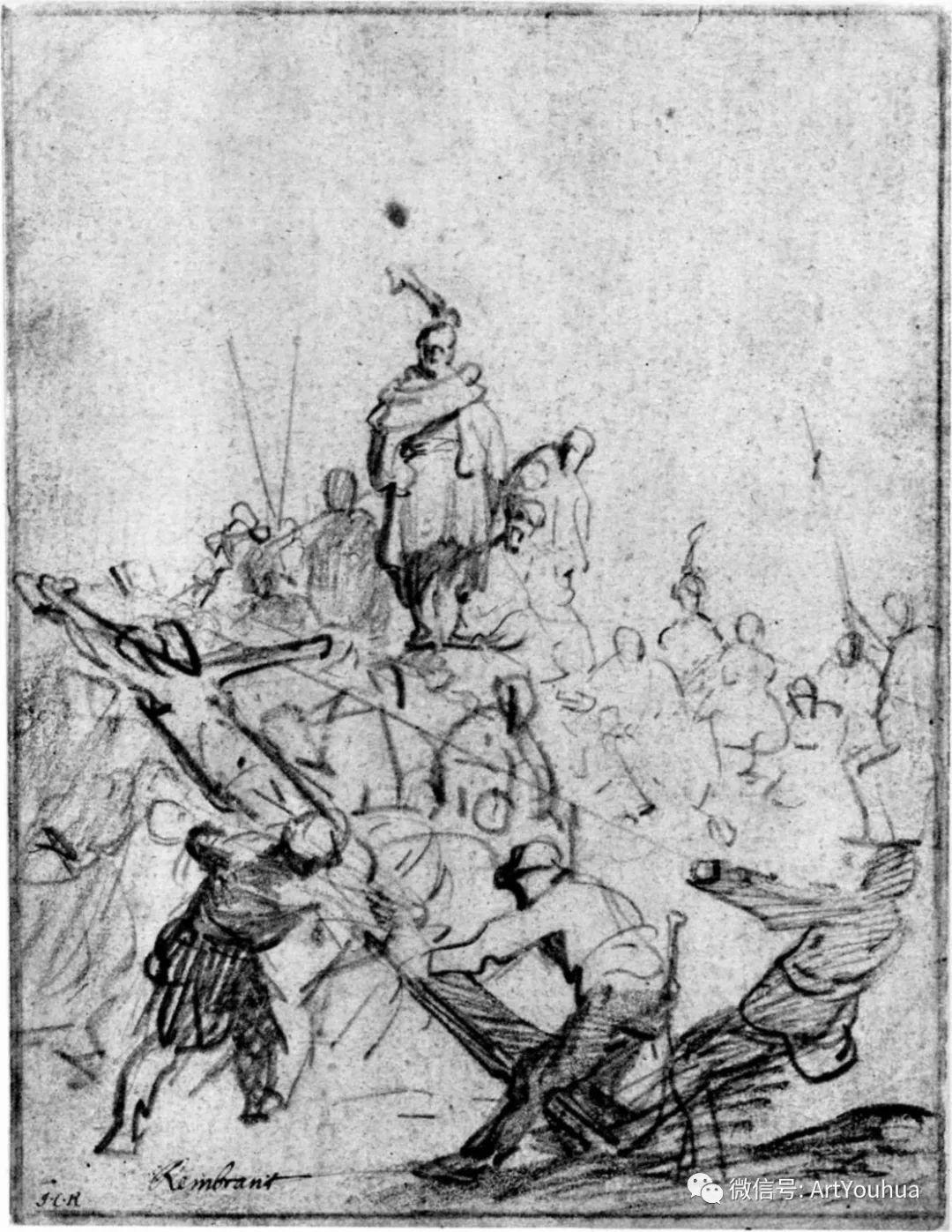No.24 伦勃朗 | 17世纪欧洲最伟大的画家之一插图53