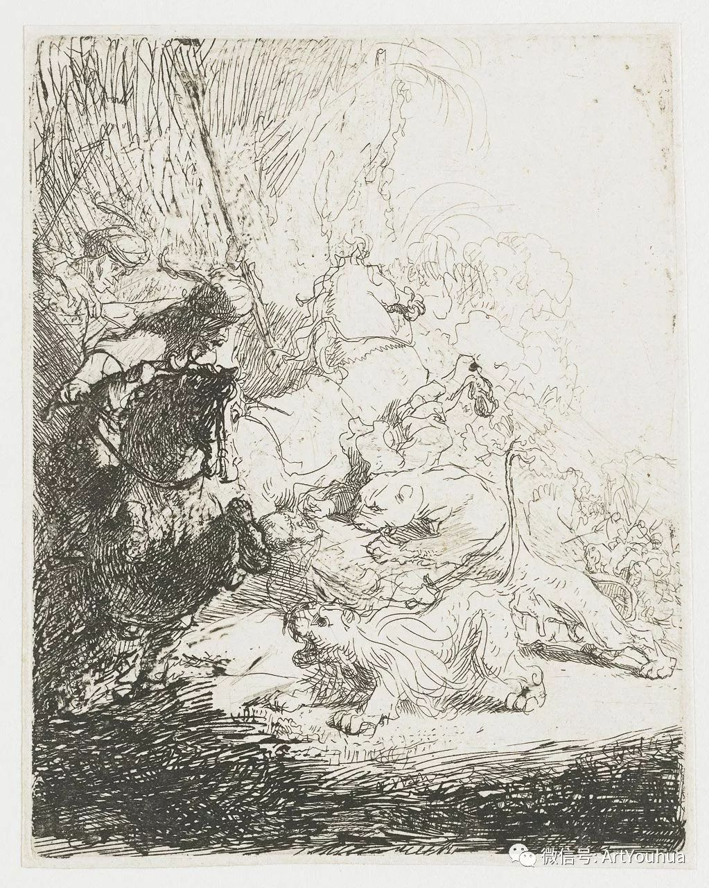 No.24 伦勃朗 | 17世纪欧洲最伟大的画家之一插图54