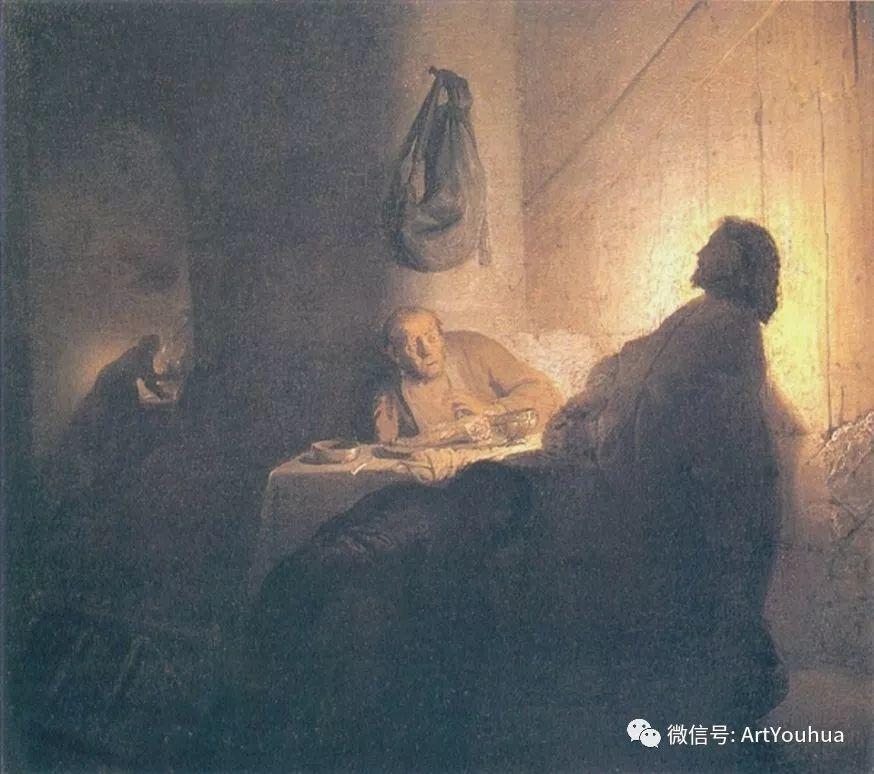 No.24 伦勃朗 | 17世纪欧洲最伟大的画家之一插图57