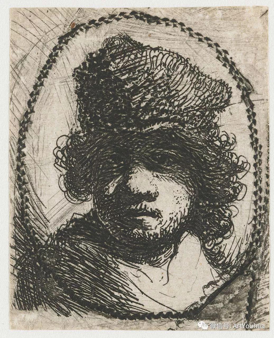 No.24 伦勃朗 | 17世纪欧洲最伟大的画家之一插图58