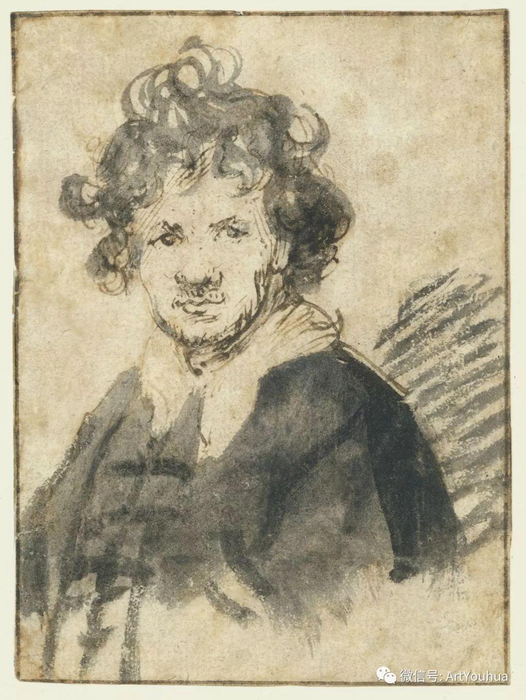 No.24 伦勃朗 | 17世纪欧洲最伟大的画家之一插图59