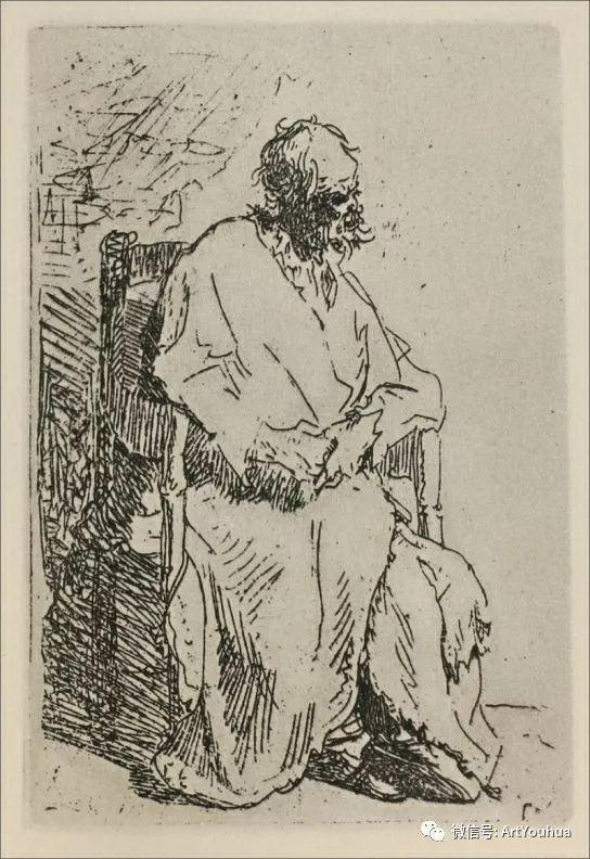 No.24 伦勃朗 | 17世纪欧洲最伟大的画家之一插图61