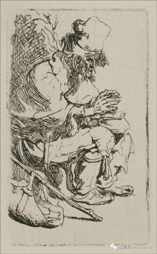 No.24 伦勃朗 | 17世纪欧洲最伟大的画家之一插图62