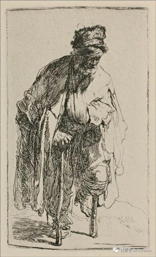 No.24 伦勃朗 | 17世纪欧洲最伟大的画家之一插图63