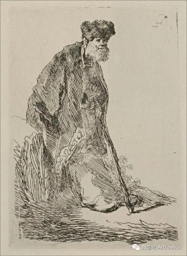 No.24 伦勃朗 | 17世纪欧洲最伟大的画家之一插图68