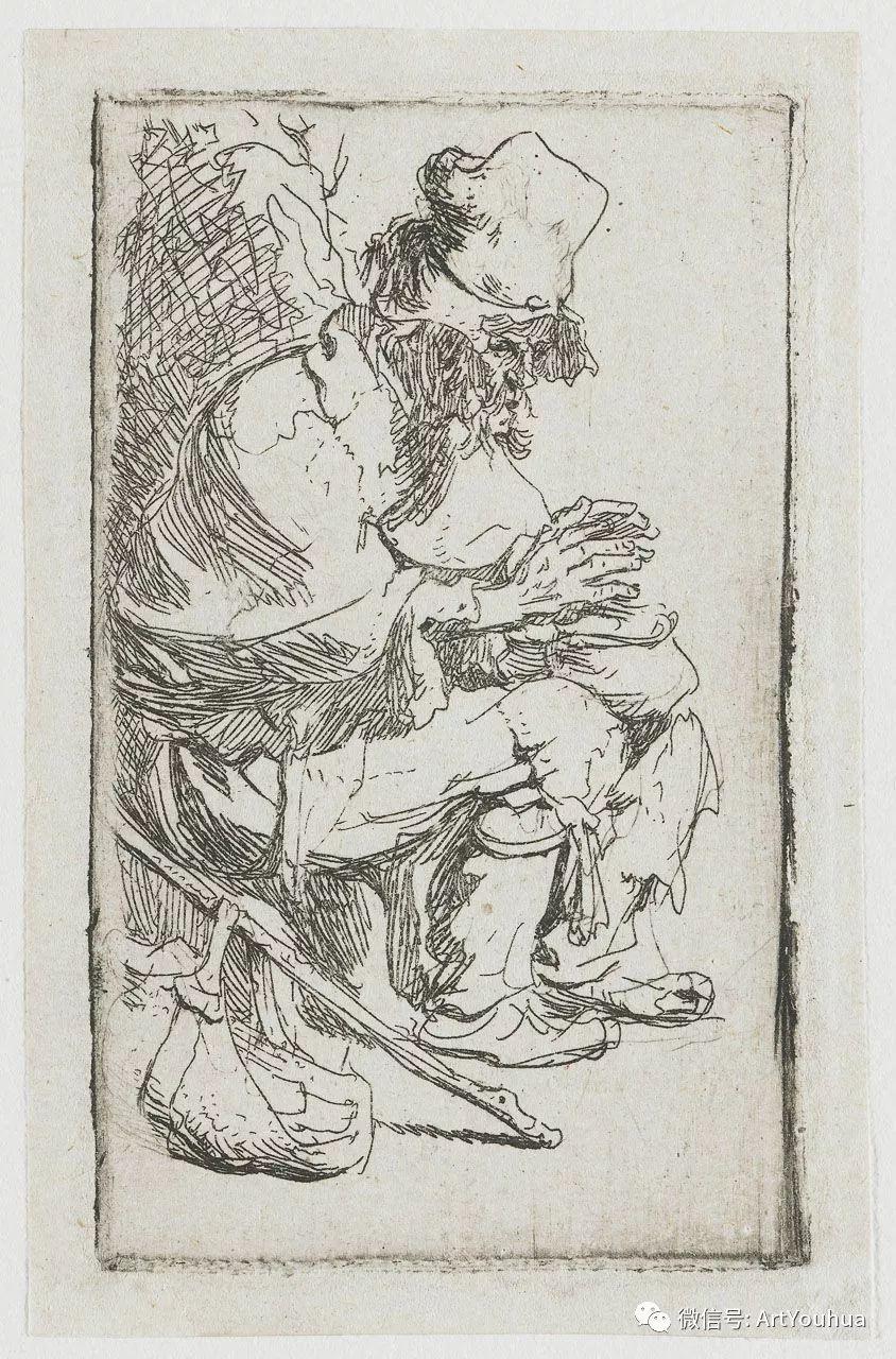 No.24 伦勃朗 | 17世纪欧洲最伟大的画家之一插图72