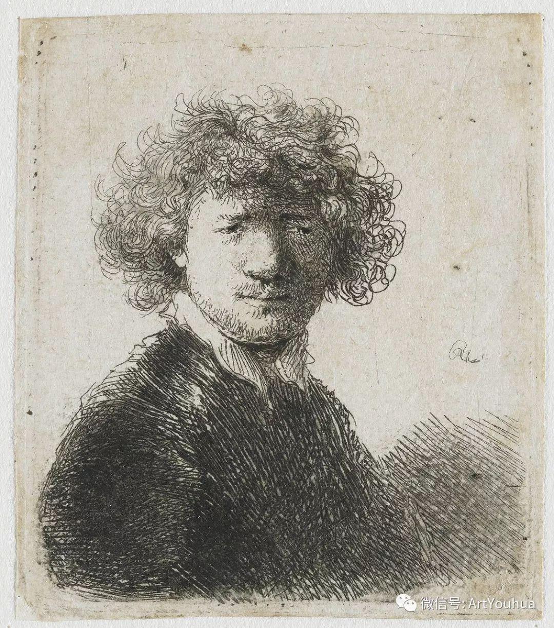 No.24 伦勃朗 | 17世纪欧洲最伟大的画家之一插图73