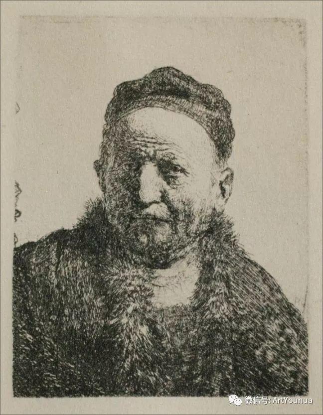 No.24 伦勃朗 | 17世纪欧洲最伟大的画家之一插图75