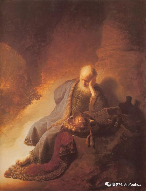 No.24 伦勃朗 | 17世纪欧洲最伟大的画家之一插图76