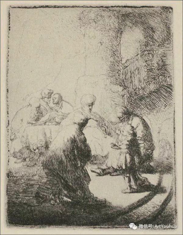 No.24 伦勃朗 | 17世纪欧洲最伟大的画家之一插图77