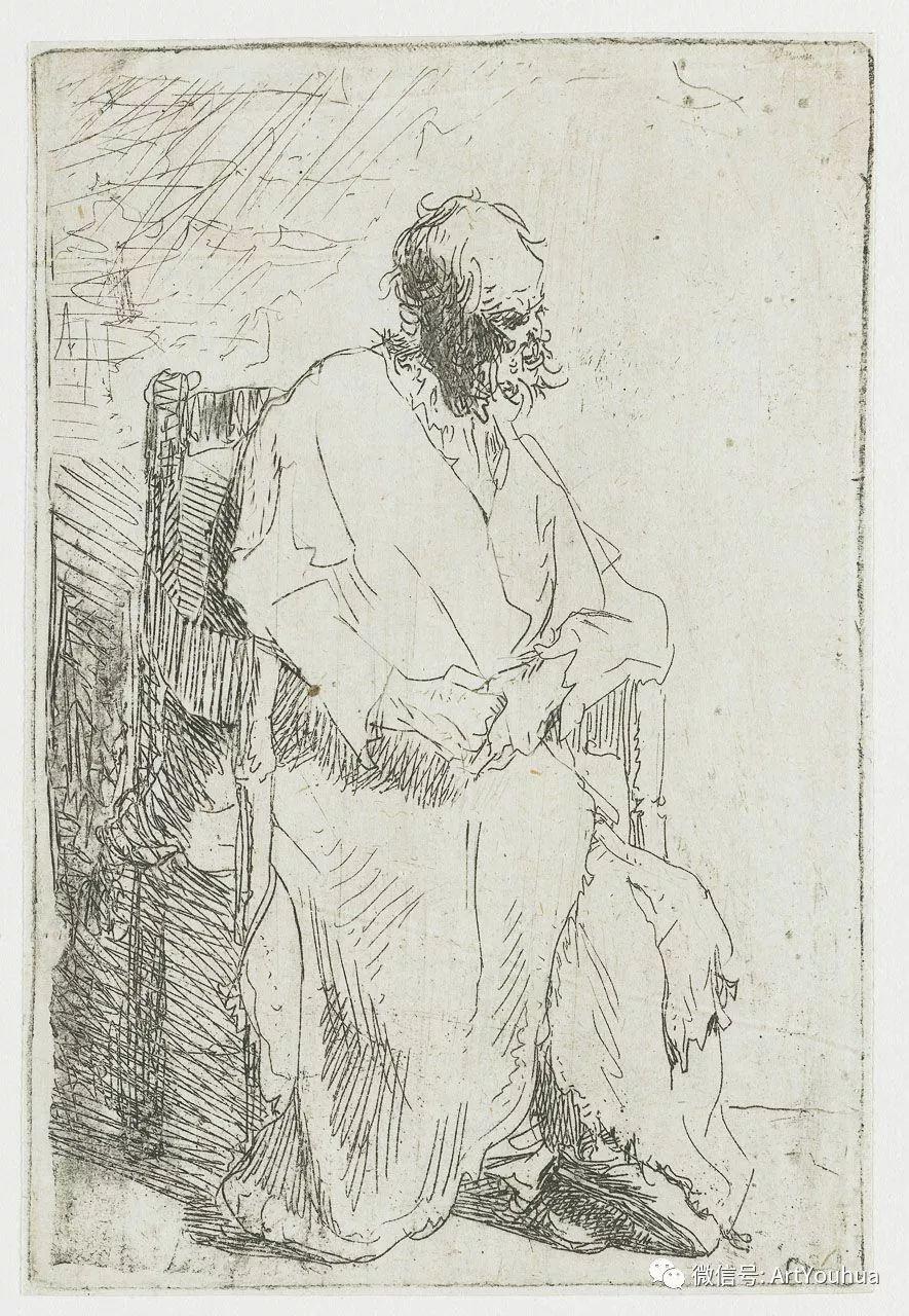 No.24 伦勃朗 | 17世纪欧洲最伟大的画家之一插图79