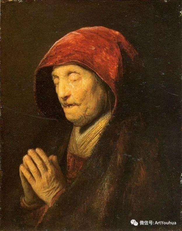 No.24 伦勃朗 | 17世纪欧洲最伟大的画家之一插图80