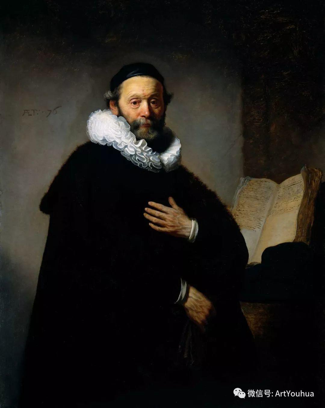 No.24 伦勃朗 | 17世纪欧洲最伟大的画家之一插图81
