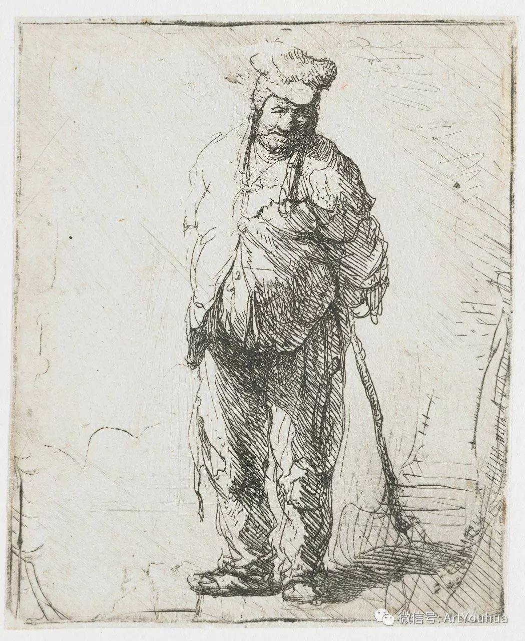 No.24 伦勃朗 | 17世纪欧洲最伟大的画家之一插图82